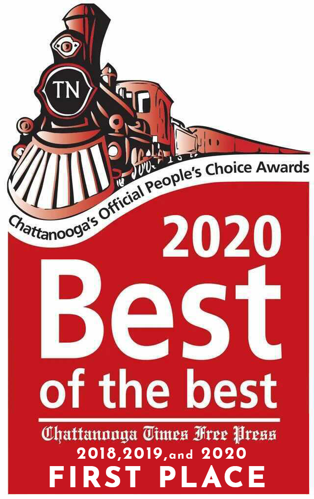 Chattanooga Home Inspetor Winner Best of the Best 2020